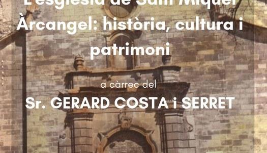250 Aniversari de l'edificació del temple parroquial