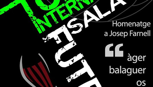 8è Torneig Internacional Futbol Sala: Àger  - Os de Balaguer - Balaguer
