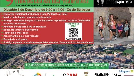 9a Fira de les Aspres - Fira de la Suca - 8 desembre - Os de Balaguer