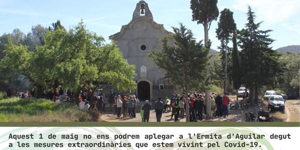 Aplec Ermita de la Mare de Déu d'Aguilar - 1 de magi de 2020