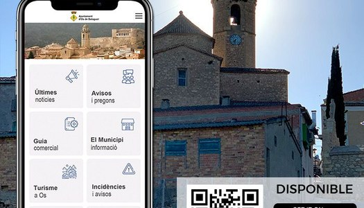 App Os de Balaguer