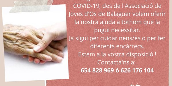 Associació de Joves d'Os de Balaguer
