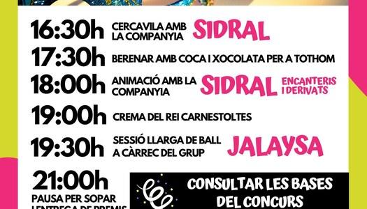 Carnestoltes - 29 de febrer de 2020 - Os de Balaguer