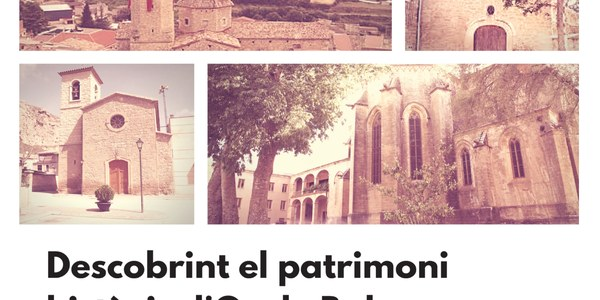 Descobrint el patrimoni històric d'Os de Balaguer