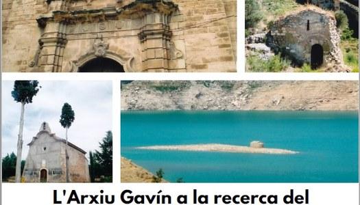 Descobrint el patrimoni històric d'Os de Balaguer - 11 novembre 18h - Sala Actes Ajuntament