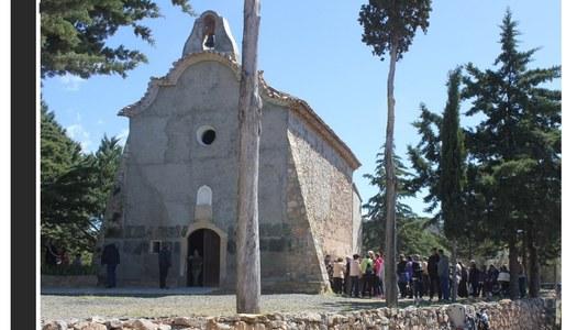 Ermita de la Mare de Déu d'Aguilar - Os de Balaguer - 1 maig 2019