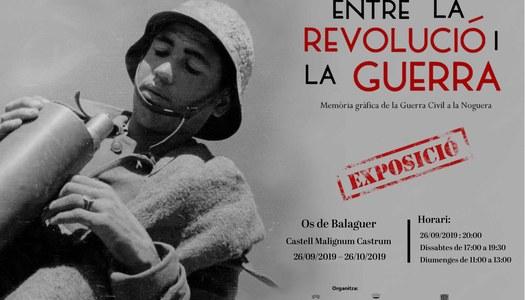 Exposició Castell - Entre la Revolució i la Gerra