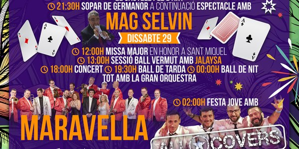 Festa Major Os de Balaguer 2018