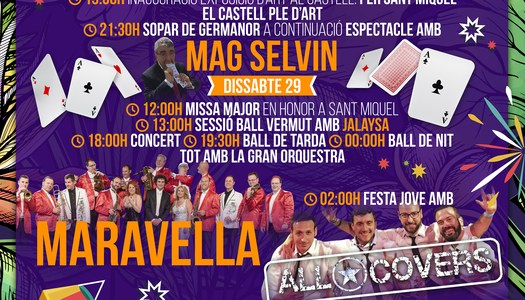 Festa Major Os de Balaguer 2018