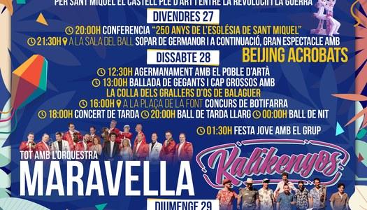 Festa Major Os de Balaguer
