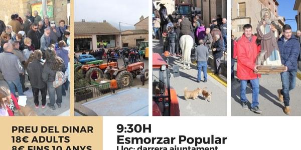 Festa Sant Antoni 17 gener de 2020
