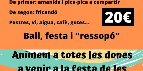 Festa Santa Agueda 8 de febrer 2020