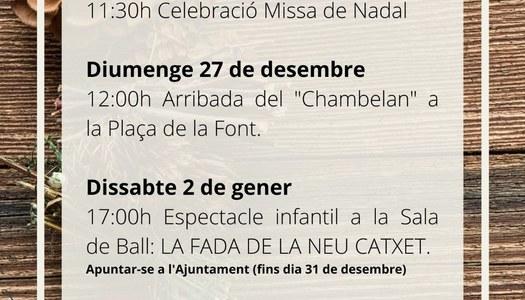 Festes de Nadal - Os de Balaguer