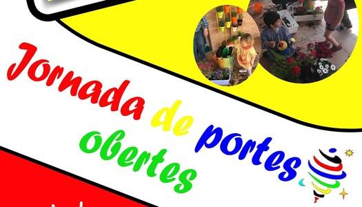 Jornada de portes obertes Llar Infants La Baldufa - 25 de maig de 11 a 13h