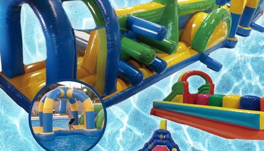 Parc aquàtic 7 d'agost Piscines Municipals d'Os de Balaguer