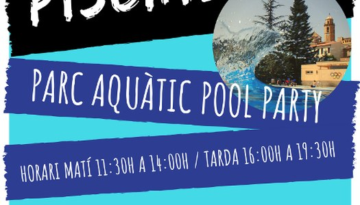 Parc aquàtic Pool Party