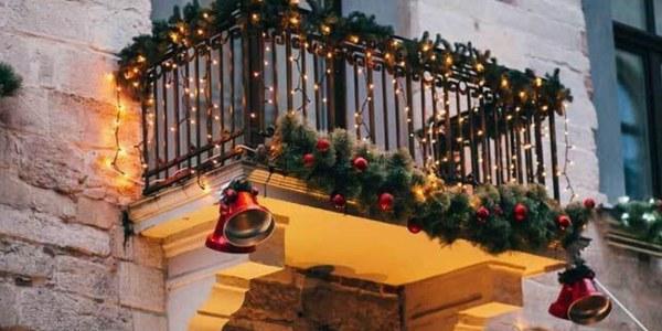 Per Nadal, guarneix el teu portal!