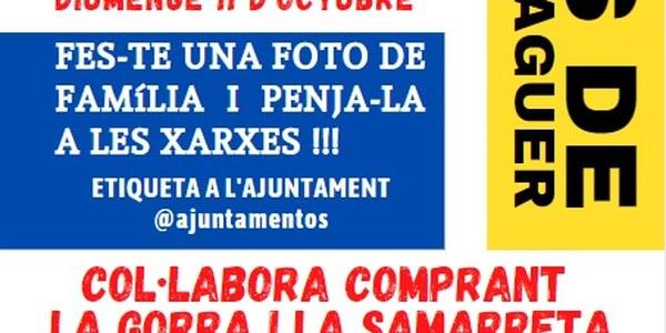 Posa't la Gorra 2020 - Diumenge 11 d'octubre