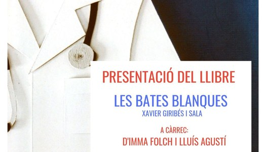Presentació del llibre: Les Bates Blanques - 13 d'octubre 2019 - 11:30h