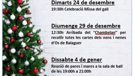 Revista 9 - Desembre 2019 - Os de Balaguer