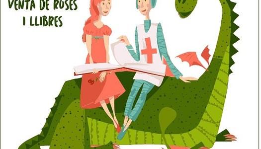 Sant Jordi - 23 d'abril de 2019 - Os de Balaguer