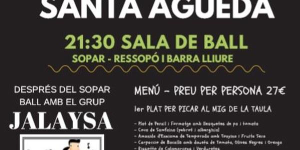Santa Àgueda