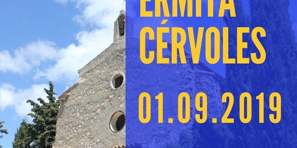 Trobada Gent Gran Ermita Cérvoles - 1 setembre 2019