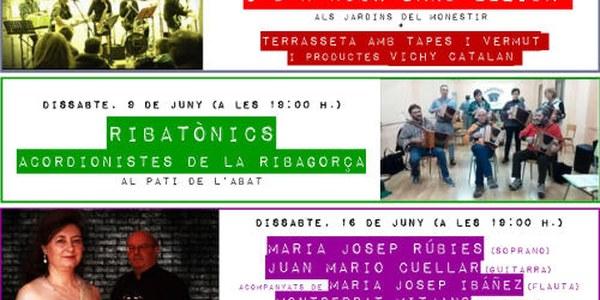 "VI Cicle de Concerts ""Música & Patrimoni"""