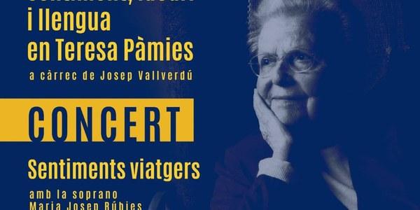 Xerrada i Concert 30 novembre al Monestir de les Avellanes