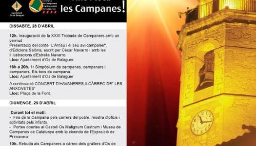XXXI Trobada de Campaners i XX Fira de la campana
