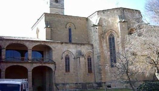 Monestir de Santa Maria de Bellpuig de les Avellanes