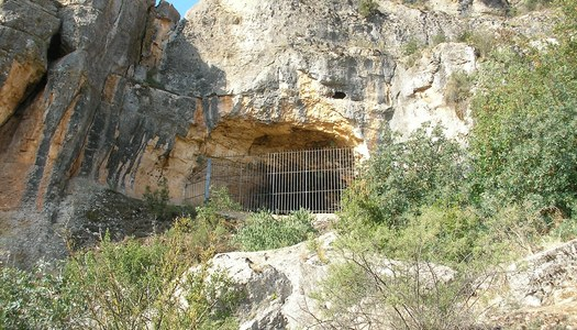 Cova dels Vilars