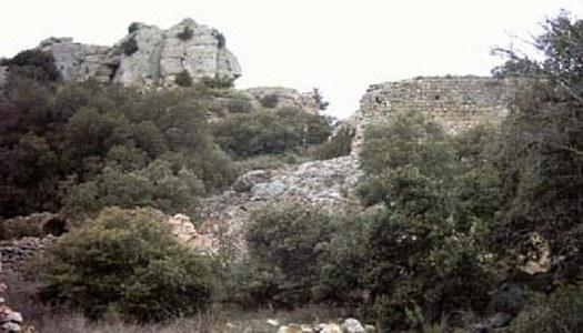 Montessor, castell i villatge